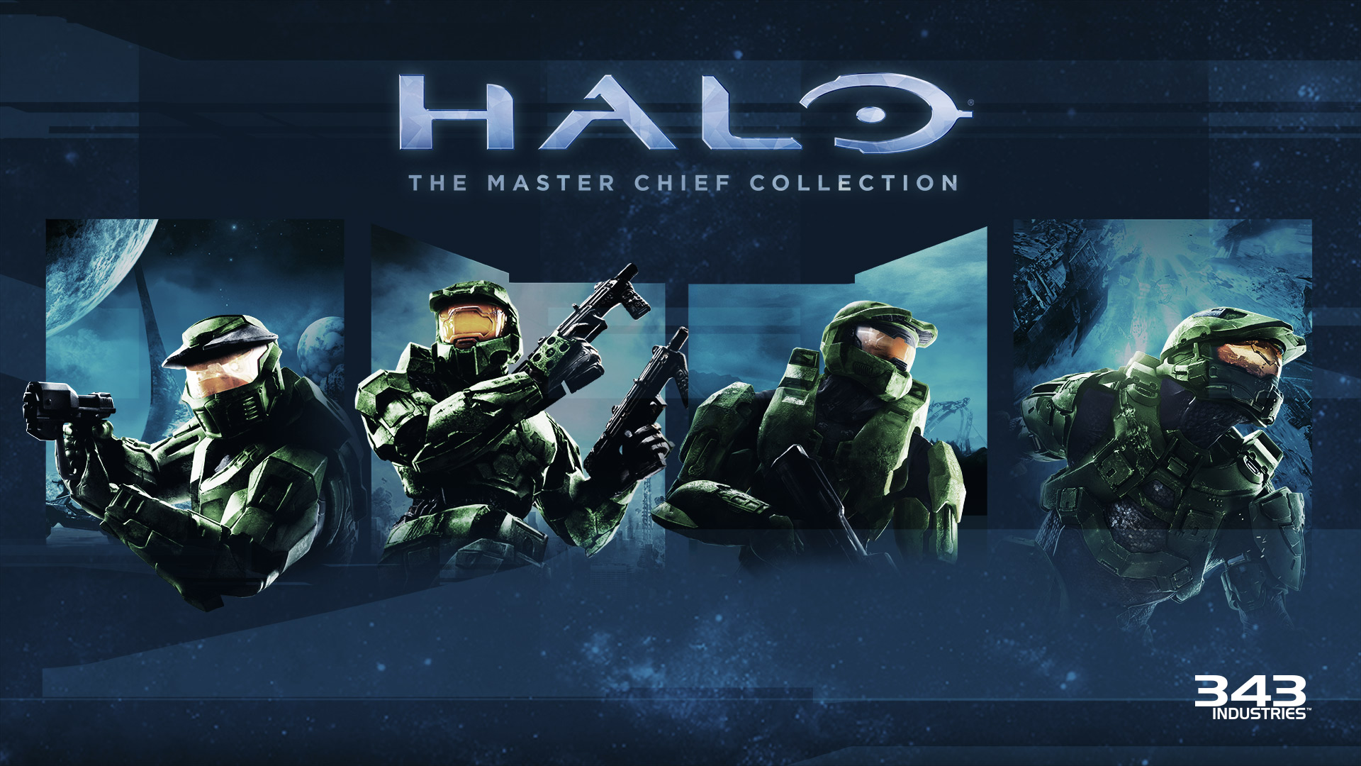 Halo Master Chief Collection Wallpaper 1920x1080